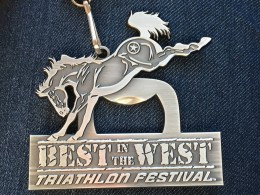 2018 Best in the West Event Medal