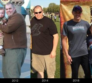Jeremy Nicholes Transformation